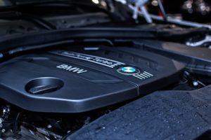 BMW Alpina Turbo Motor