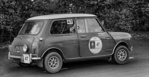 MINI bei der Rallye Monte Carlo