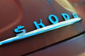 Skoda Logo alt