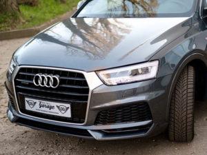 Audi-Werkstatt in Ismaning