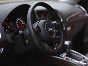 Audi-Werkstatt in Osdorf