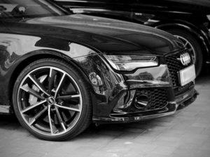 Audi-Werkstatt in Genthin