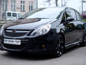 Opel-Werkstatt in Treuchtlingen