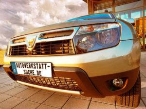 Dacia-Werkstatt in Lindenfels