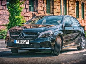 Mercedes-Werkstatt in Illerkirchberg