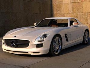 Mercedes-Werkstatt in Telgte
